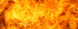 fire burst texture for banner background