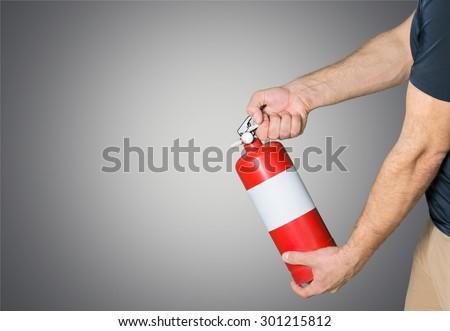 Fire Extinguisher, Safety, Training.