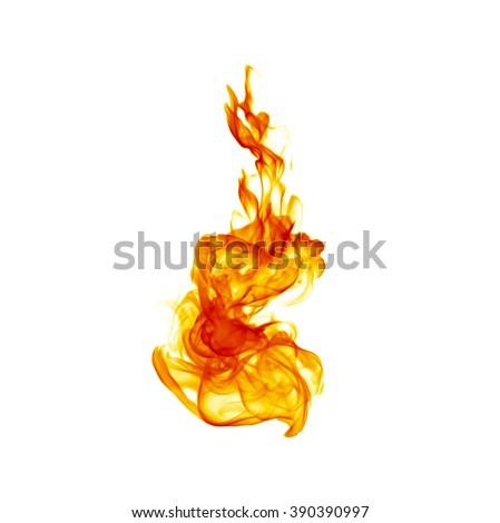 Fire flames #390390997