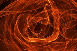 Fire flames on black background abstract blaze fire flame texture for banner background Fire flames set realistic vector illustration Set of realistic fire flames of various size with sparks on black