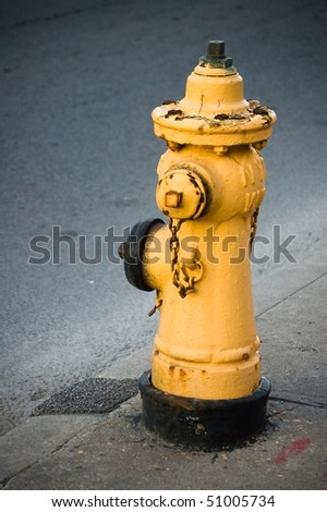 fire hydrant facility object