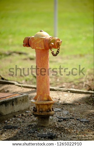 Fire Hydrant - Fire Fighting SYSTEM