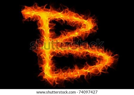 letter b tattoo. capial letter b tattoos capia