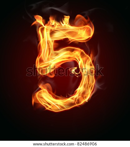 "Fire number ""5"""