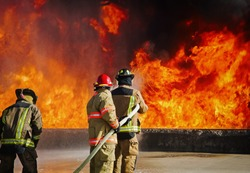 Fire School Training