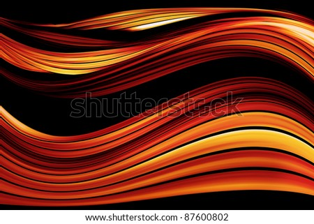 Fire Strands