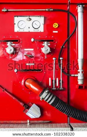 Fire Truck equipment