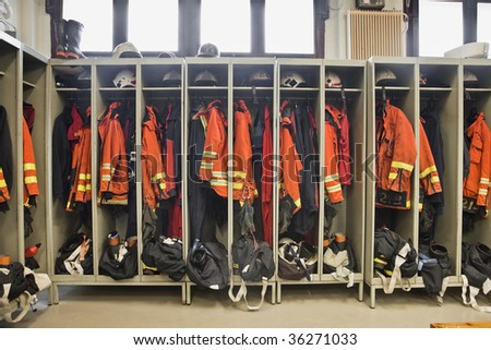 Firefighter suits