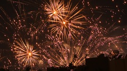 Firework of Sydney