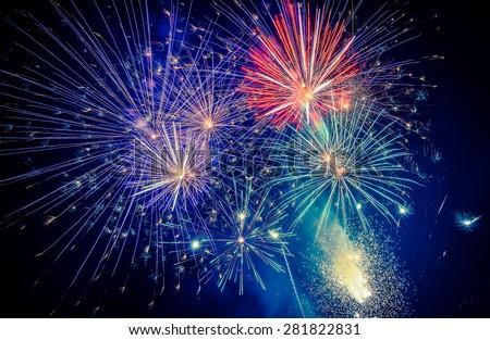 Fireworks #281822831