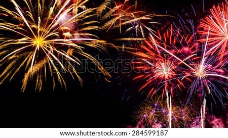 Fireworks #284599187