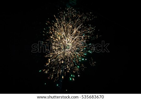 Fireworks #535683670