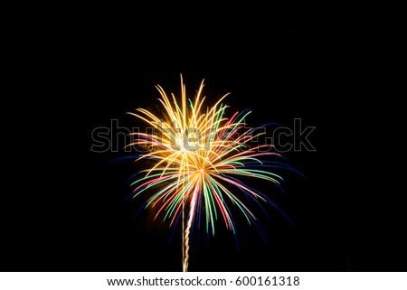 Fireworks #600161318