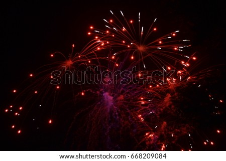 Fireworks #668209084