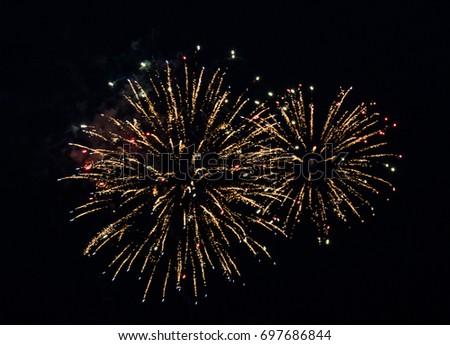 Fireworks #697686844