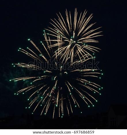 Fireworks #697686859