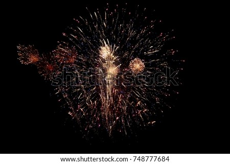 Fireworks #748777684