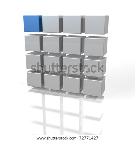 first - stock photo