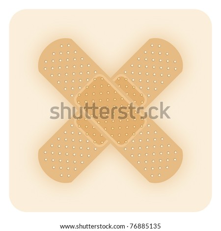 First Aid - Medical Symbol - stock photo