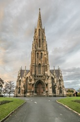 First Church of Otago is a Presbyterian church. The foundation stone was laid in 1868 and is one of the best examples of 19th century church architecture in New Zealand. Dunedin New Zealand