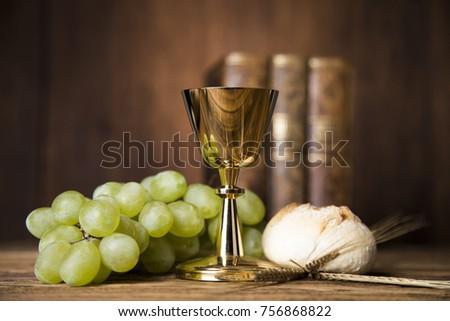 First communion background #756868822