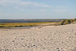 First Encounter Beach Eastham Massachusetts