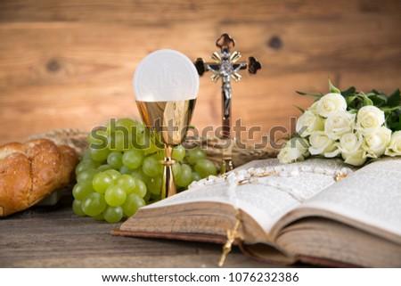 First Holy Communion #1076232386