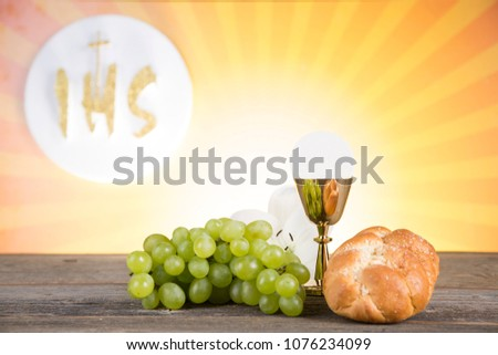 First Holy Communion #1076234099