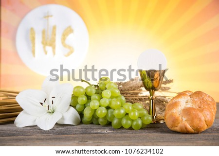 First Holy Communion #1076234102