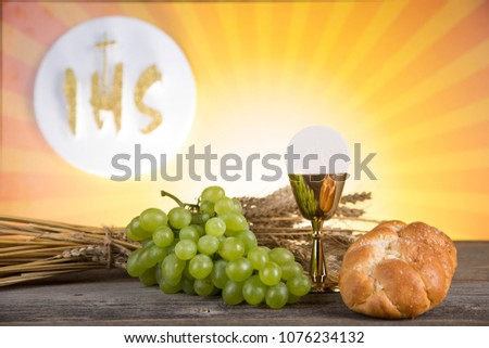 First Holy Communion #1076234132