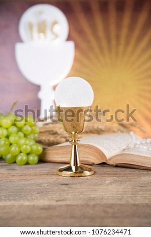 First Holy Communion #1076234471