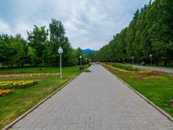 First President Park, Almaty, Kazakhstan