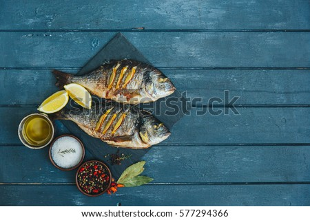 Shutterstock Fish dish - roasted fish