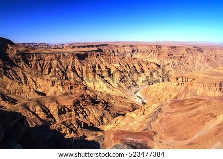 Fish River Canyon 4 #523477384