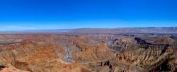 Fish River Canyon - Panorama View