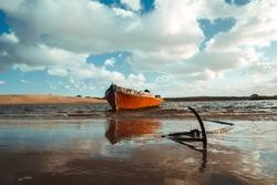 fisherman boat La Calavera