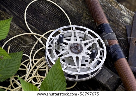 fisherman's equipment