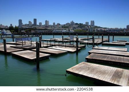 Fisherman's Wharf is a neighborhood and popular tourist attraction in San Francisco, California, U.S.