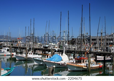 Fisherman's Wharf is a neighborhood and popular tourist attraction in San Francisco, California, U.S.