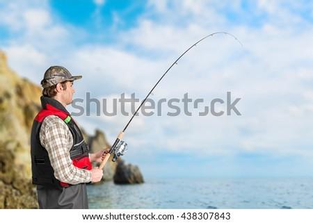 Fishing. #438307843
