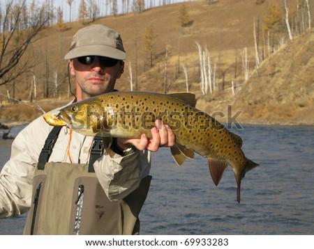 Fishing - stock photo