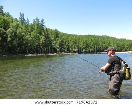Fishing #719842372
