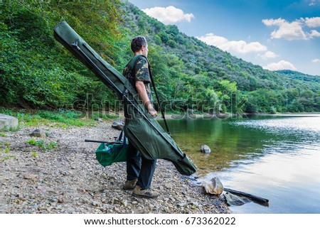 Free fish fishing green hunting 80414 stock photo for Green top hunting and fishing