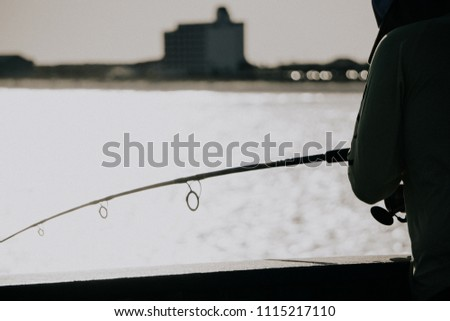Fishing on the pier #1115217110