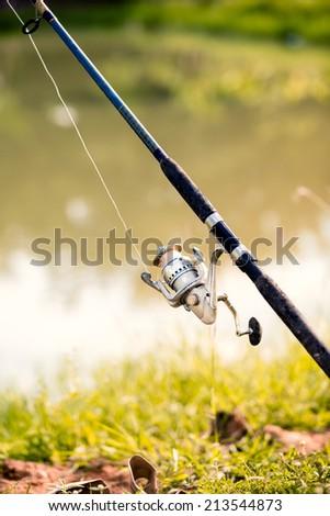 Fishing reel #213544873