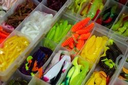 Fishing soft baits