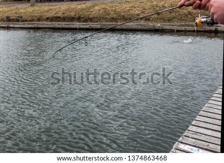 Fishing sport recreation  background #1374863468