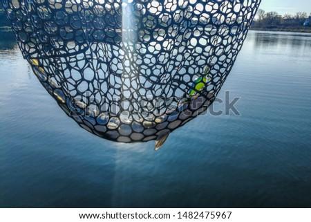fishing sport recreation nature background #1482475967