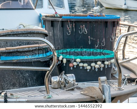 fishing tackle vintage jetty ropes #1446552392