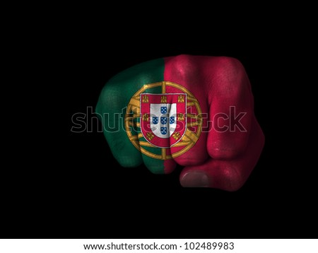 Fist of Portugal